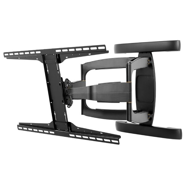 Smart Mount Articulating Arm/Tilt/Swivel Universal Wall Mount for 37 - 71 Flat Panel Screens by Peerless-AV