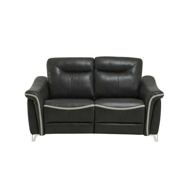 Review Sessions Reclining Loveseat