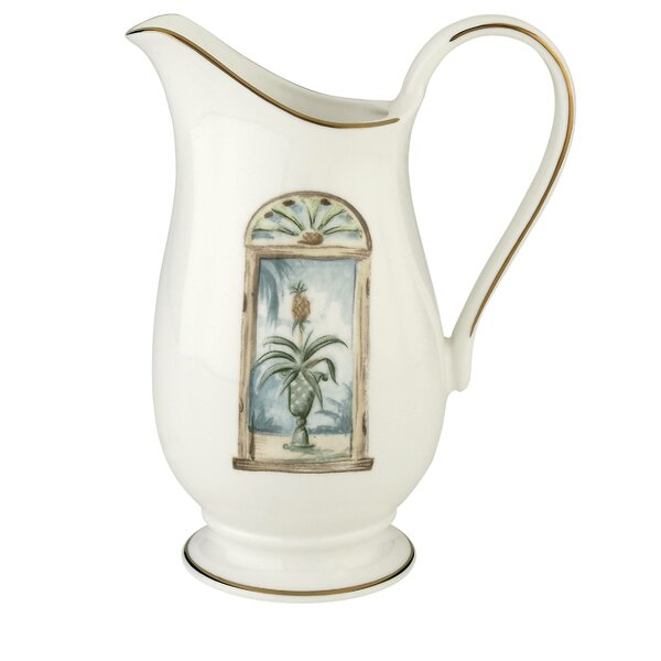 Colonial Bamboo Creamer by Lenox