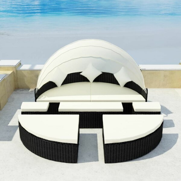 Rosenberger Patio Daybed by Orren Ellis