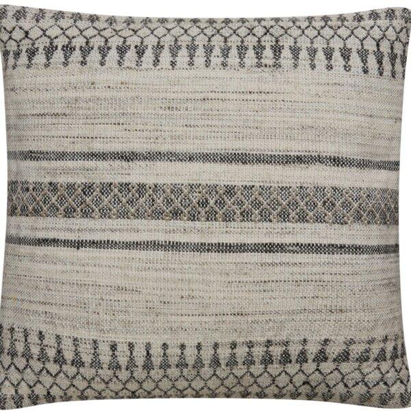 Kanye Silk Throw Pillow by Mistana