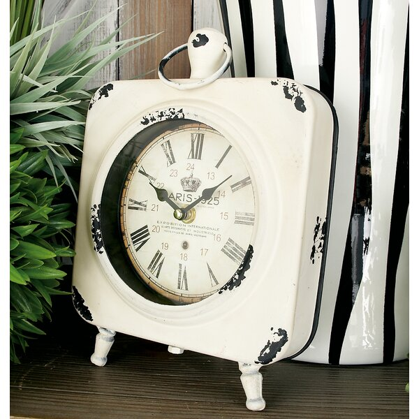 Table Clock Set (Set Of 3) By Cole & Grey by Cole & Grey Wonderful