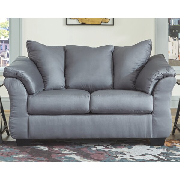 Shop Priceless For The Latest Buhr Loveseat by Winston Porter by Winston Porter