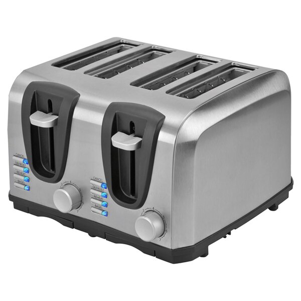 4 Slice Toaster by Kalorik