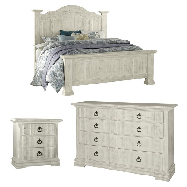 Kilpatrick Sleigh Configurable Bedroom Set by Ophelia & Co.