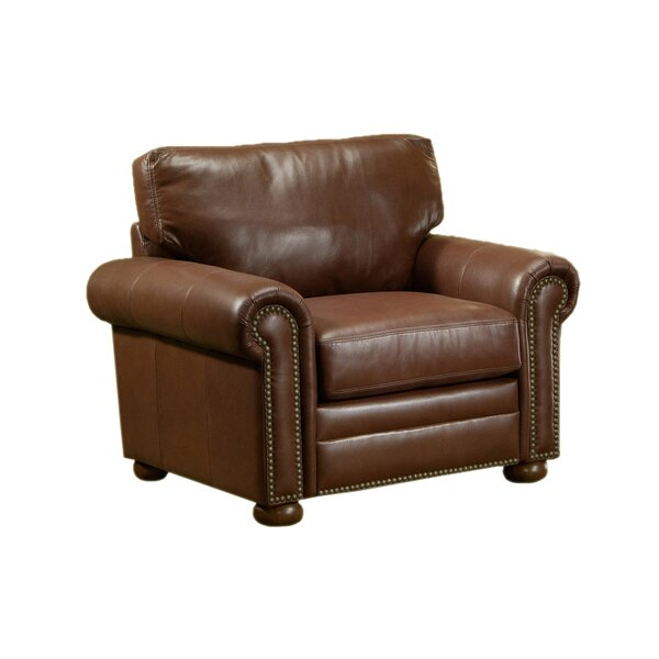 Savannah Club Chair by Omnia Leather