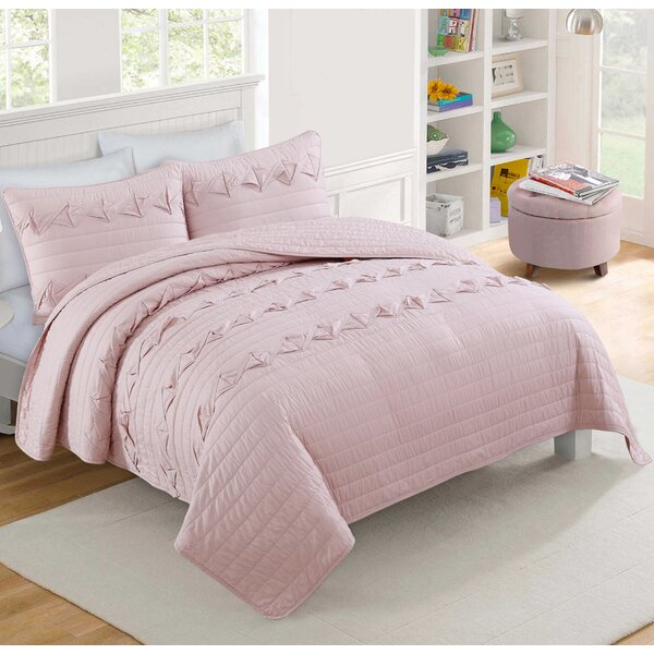 Riskin Quilt Set by House of Hampton