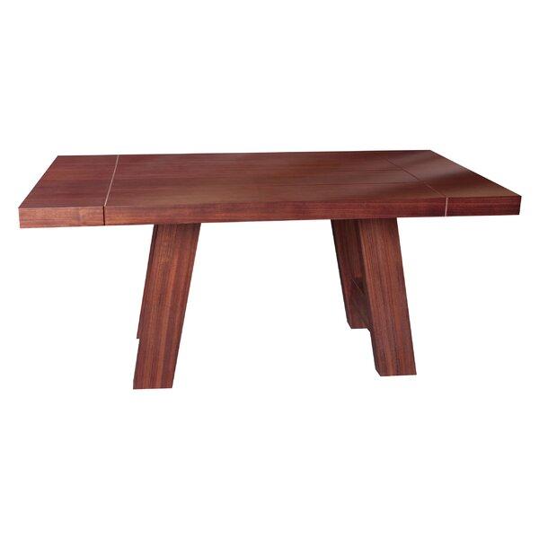 Zia Parota Dining Table by REZ Furniture