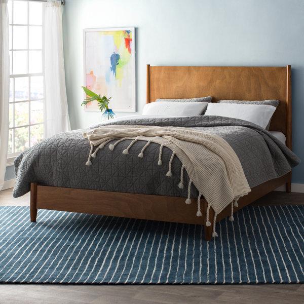 Parocela Panel Bed by Langley Street