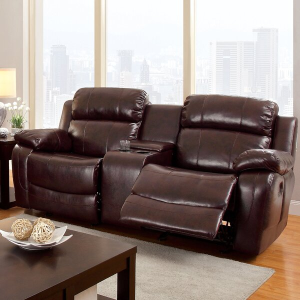 Buy Online Quality Walfred Reclining Loveseat by Hokku Designs by Hokku Designs