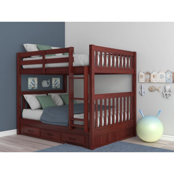 Trumble Full over Full Bunk Bed by Viv + Rae