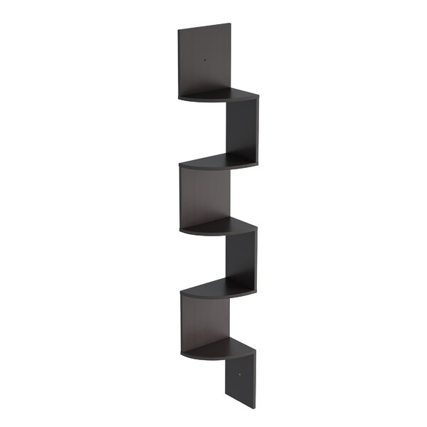Griffen 5-Tier Wall Shelf By Ebern Designs