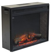 Stemple Electric Fireplace Insert by Symple Stuff Symple Stuff
