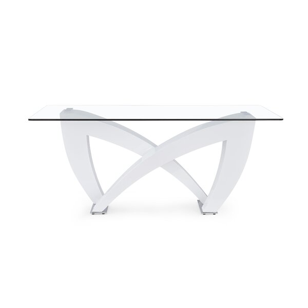 Kimbell X Style Base Dining Table by Brayden Studio