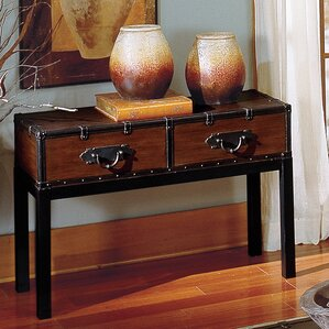 Glenway Console Table by Alcott Hill