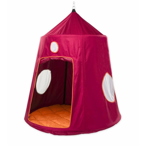 Family Huggle Pod Hanging Play Tent by HearthSong