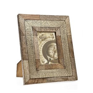 Wood Trim Picture Frame