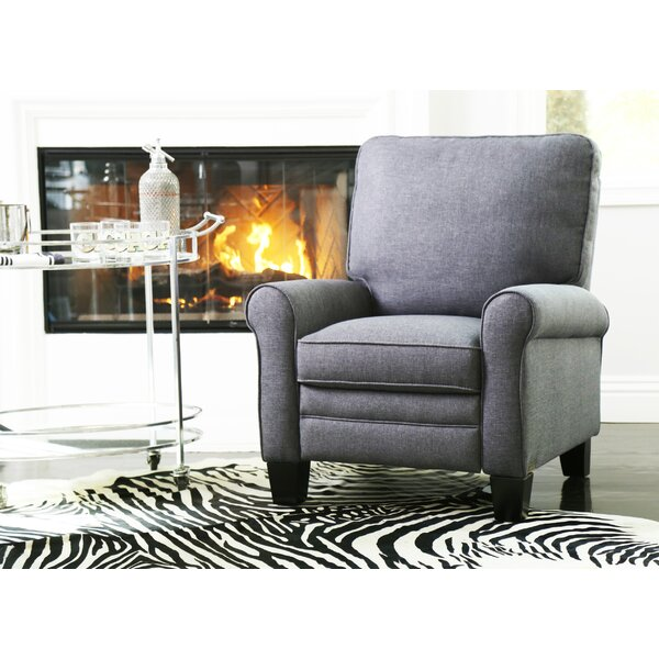 Bulwell Manual Recliner by Alcott Hill