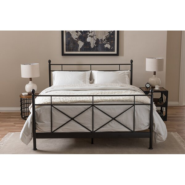 Hisako Queen Platform Bed by Gracie Oaks