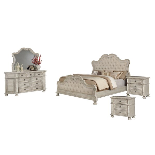 Olmeda Standard 5 Piece Bedroom Set by Astoria Grand