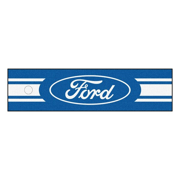 Ford - Ford Oval Putting Green Mat by FANMATS