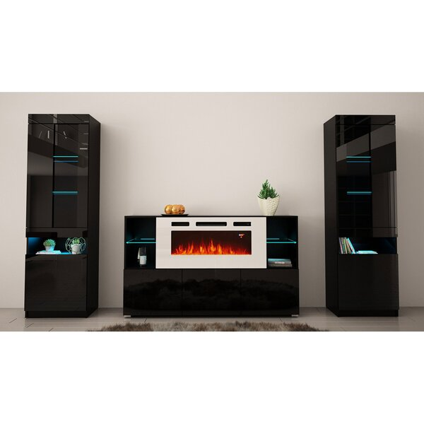 Benghauser Entertainment Center For TVs Up To 75