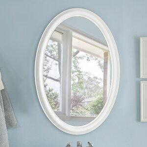 Mist Free Oval Wall Mirror