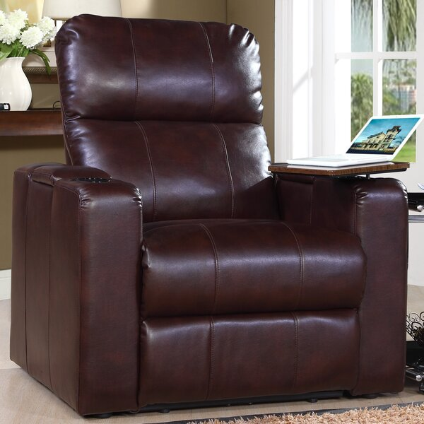 Starke Home Theater Individual Seating Red Barrel Studio RDBS1782