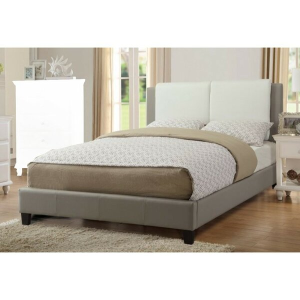 Kist Upholstered Panel Bed by Winston Porter