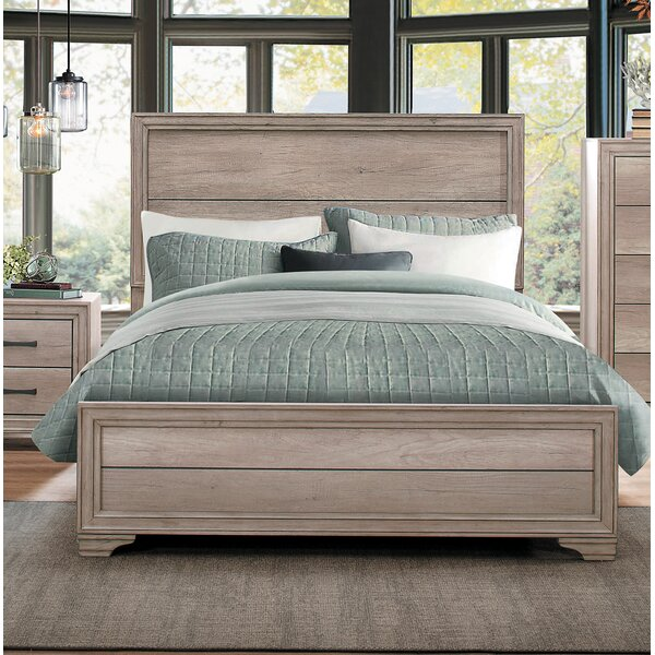 Emberton Standard Bed by Millwood Pines