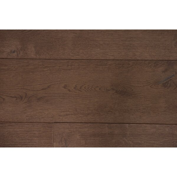 Buckingham 7-1/2 Engineered Oak Hardwood Flooring in Mocha by Branton Flooring Collection