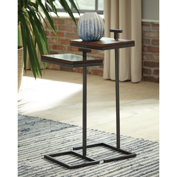 Nesting Table Cinnamon by Ivy Bronx Ivy Bronx