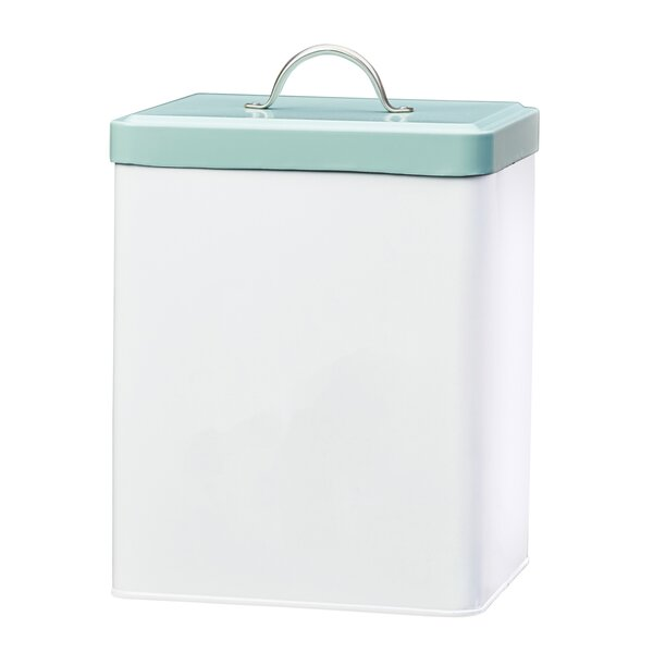 Metal Storage 3.25 qt. Kitchen Canister by George Oliver