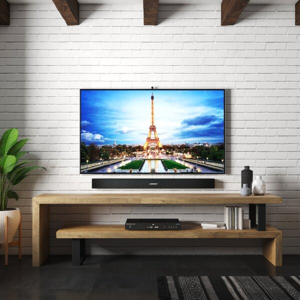 Beckner Solid Wood TV Stand For TVs Up To 78