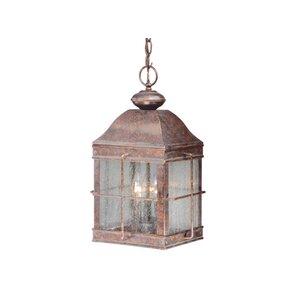 revere 3light outdoor hanging lantern