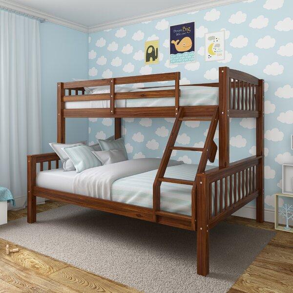 Edson Twin Over Full Bed by Harriet Bee