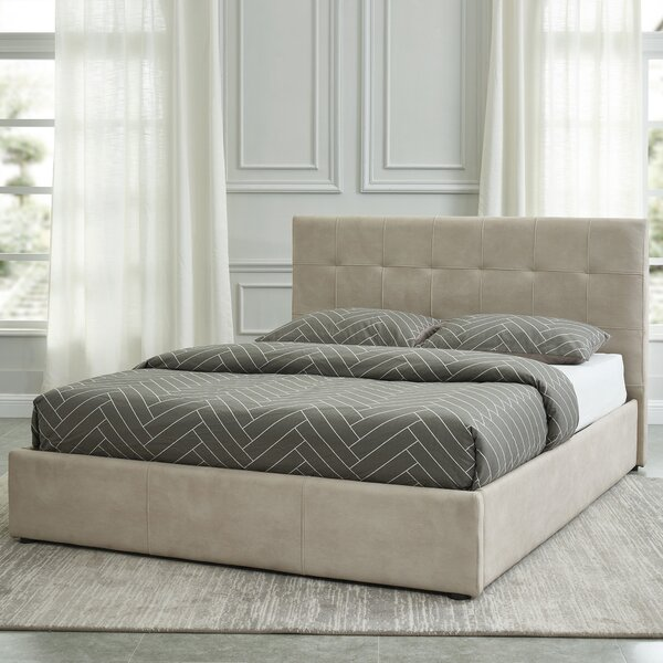 Lasseter King Upholstered Storage Platform Bed by Ivy Bronx Ivy Bronx