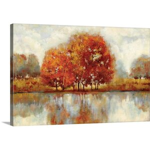 Oversize by Asia Jensen Painting Print on Wrapped Canvas by Great Big Canvas