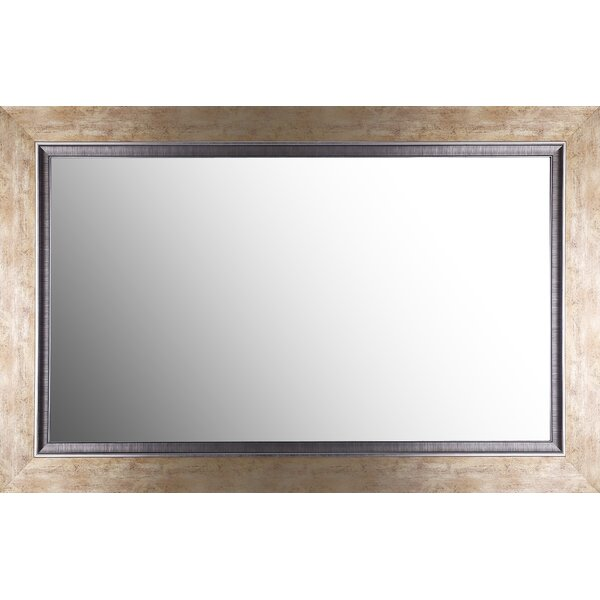 Jett Wall Mirror by Charlton Home