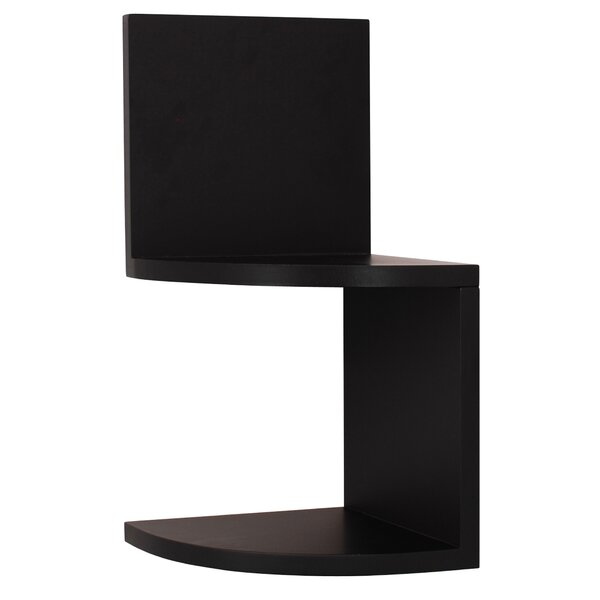 Priva Corner Shelf (Set of 4) by nexxt Design