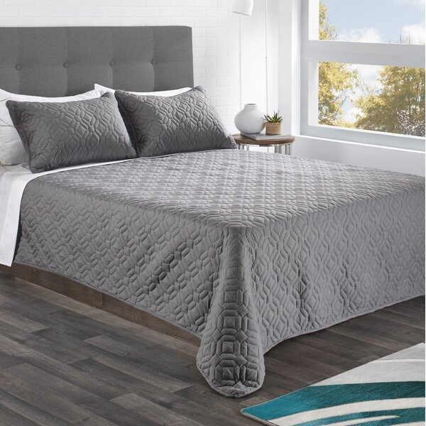 Barth Serenity Coverlet Set by Winston Porter