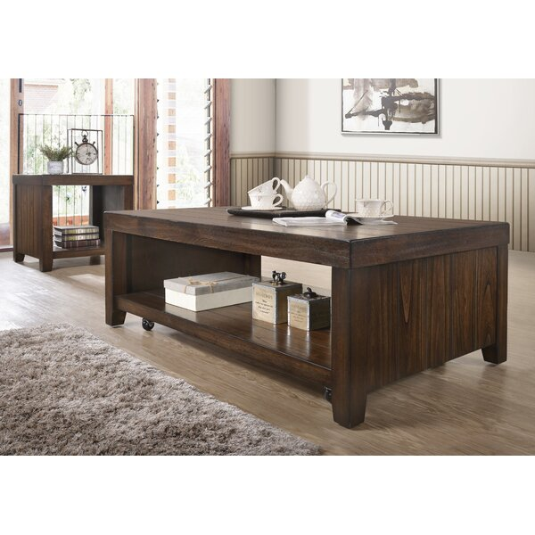 Manervia 2 Piece Coffee Table Set by Millwood Pines Millwood Pines