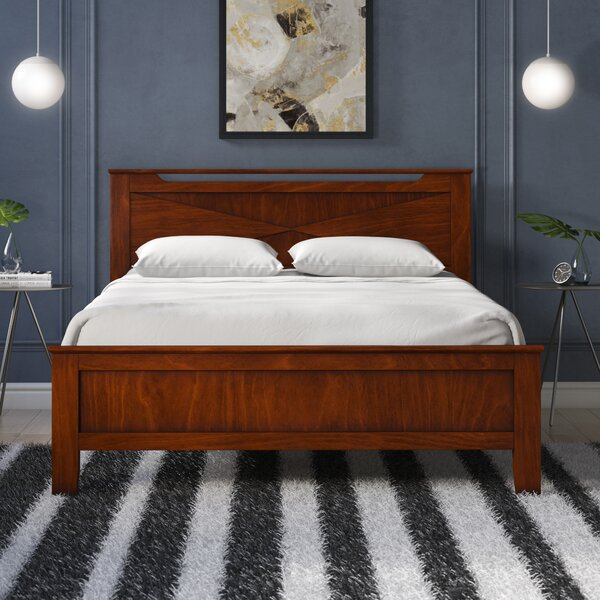 Spicer Platform Bed by Ebern Designs