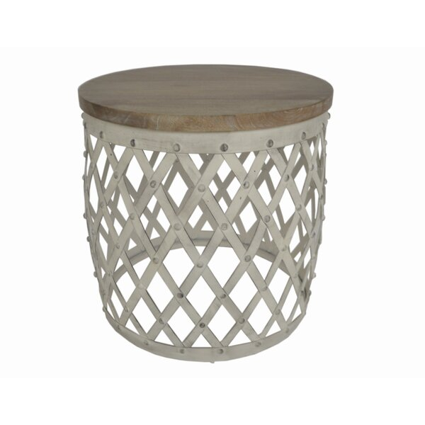 Tindle End Table By Bungalow Rose
