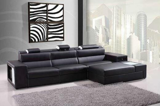 Divani Casa Polaris Mini Sectional by VIG Furniture