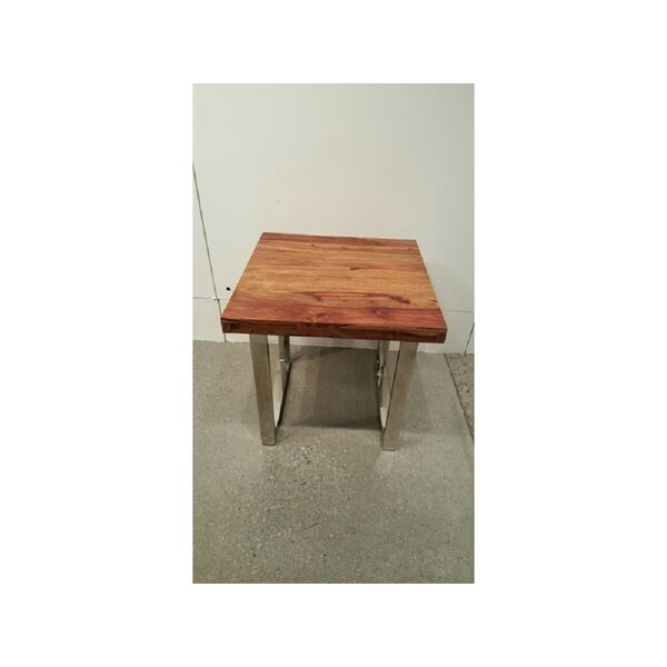 Noreen End Table by Williston Forge