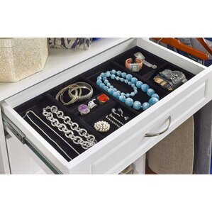 SuiteSymphony Jewelry Tray Insert by ClosetMaid