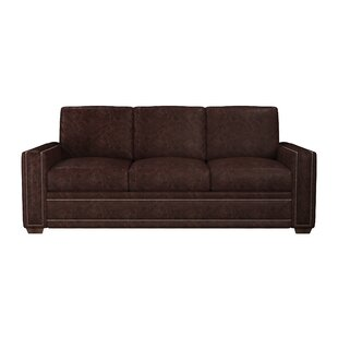 Dallas Leather Sofa Bed
