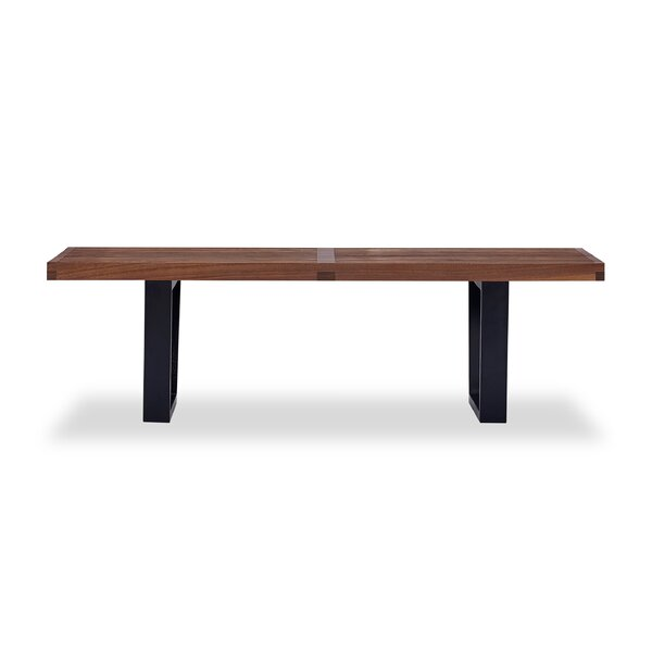 Sharen Wood Bench by Union Rustic