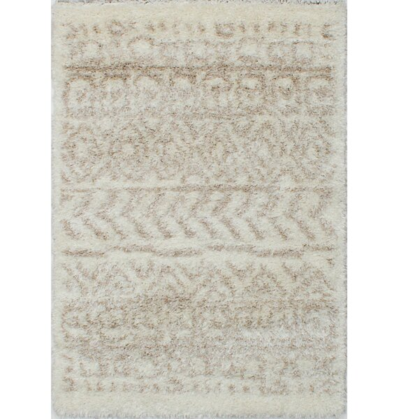 Corbin Cream Area Rug by Foundry Select